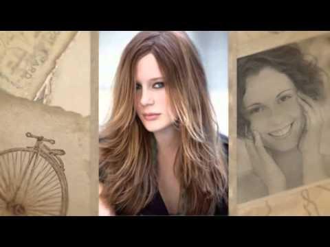 4 Model Rambut Untuk Muka Bulat Wanita Cantik - YouTube