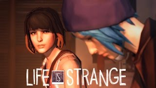 Life is Strange Full Episode 1 Chrysalis Game Walkthrough No commentary