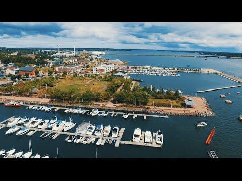Prince Edward Island | An Aerial Vlog