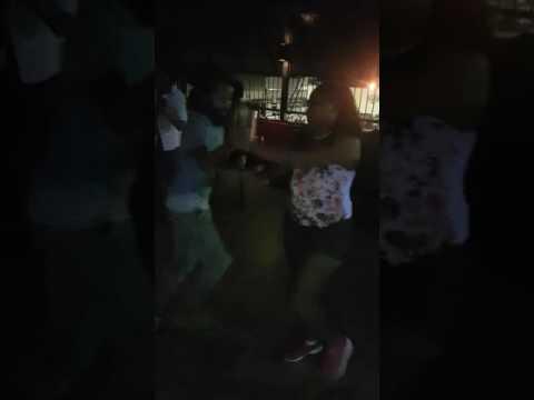 Latin night in Kingston Jamaica