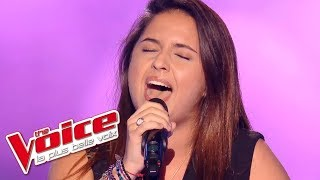 Sam Smith – Lay Me Down   Ilowna Basselier   The Voice France 2016   Blind Audition