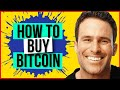 HOW TO BUY BITCOIN ONLINE - The Best Way to Buy Bitcoin ...