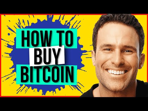 HOW TO BUY BITCOIN ONLINE -  The Best Way To Buy Bitcoin Online