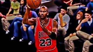 NBA 2K14 - Michael Jordan Trailer and Gameplay!
