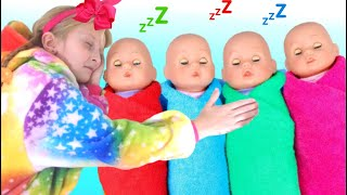 Are you sleeping brother John by Tawaki kids\Pretend play with dolls
