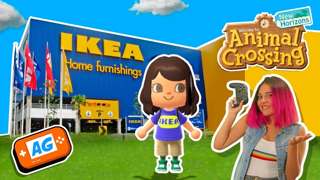 COMO Construir 1 IKEA en Animal Crossing NEW Horizons ? ?  | Animal Crossing Español