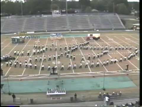Rock Hill High School Marching Band 2001 SC State 5A