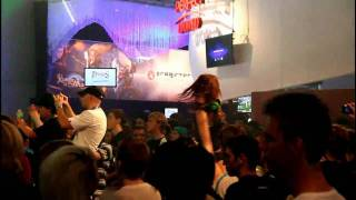 Razer Booth at gamescom 2010