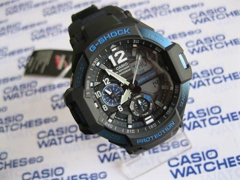Casio - G-Shock GA-1100-2BER