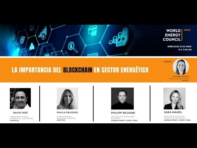 La Importancia del blockchain en la industria energética
