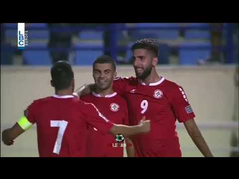 Lebanon 5-0 DPR Korea | 2019 AFC Asian Cup Qualifiers