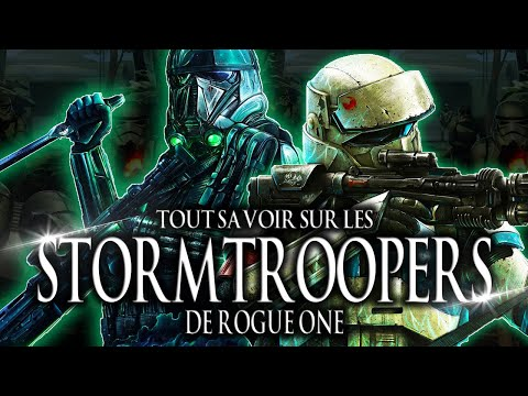 Les Stormtroopers de ROGUE ONE ! (Death Troopers / ShoreTroopers ...) - Star Wars Lore - UE Canon