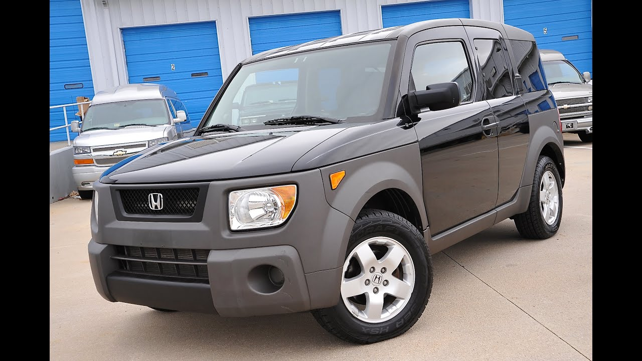 2003 honda element ex 40k miles for sale by davis. Black Bedroom Furniture Sets. Home Design Ideas