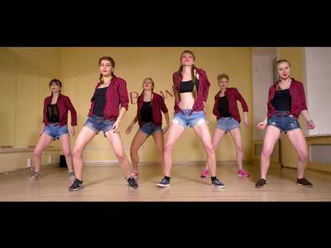 видео: reggaeton. Реггетон. Школа танца и фитнеса bailando Минск
