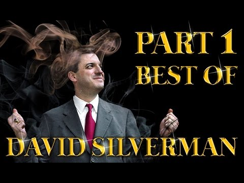 Best of David Silverman Amazing Arguments And Clever Comebacks Part 1