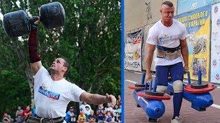 Самый сильный юниор Украины 2017 | силовой экстрим | стронгмен | strongman