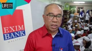 EP124: Exim Bank & Madrasah Hashimiah Selayang Mp3