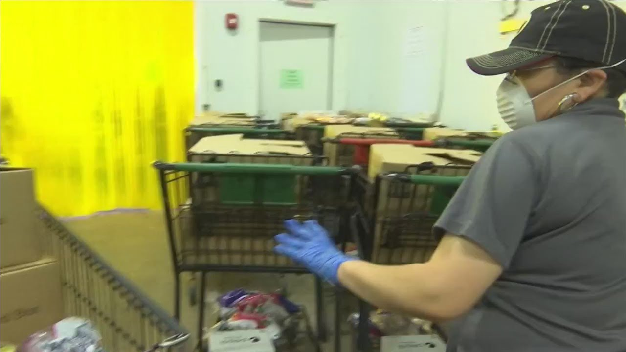 Groceries for Good: South Plains Food Bank - YouTube