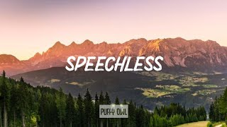 Anneth - Speechless (Lirik / Lyrics ♫) (Naomi Scott)