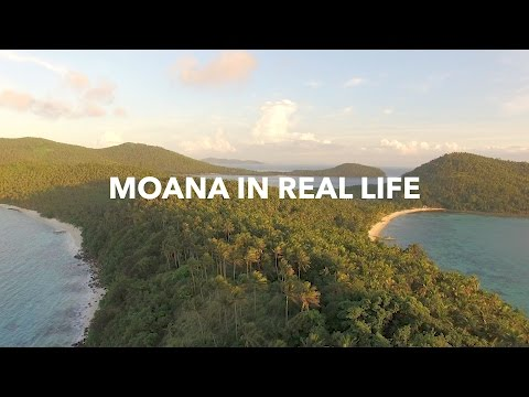 MOANA In Real Life - Northern Samar PHILIPPINES