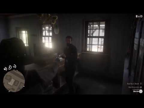 Red Dead Redemption 2 Valentine Doctor Robbery Unlimited Time To