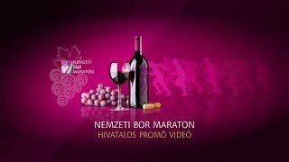 A Nemzeti Bor Maraton hivatalos promó videója