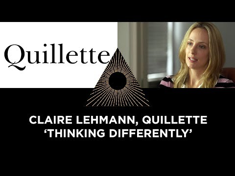 Claire Lehmann & Quillette, Thinking Differently Mp3
