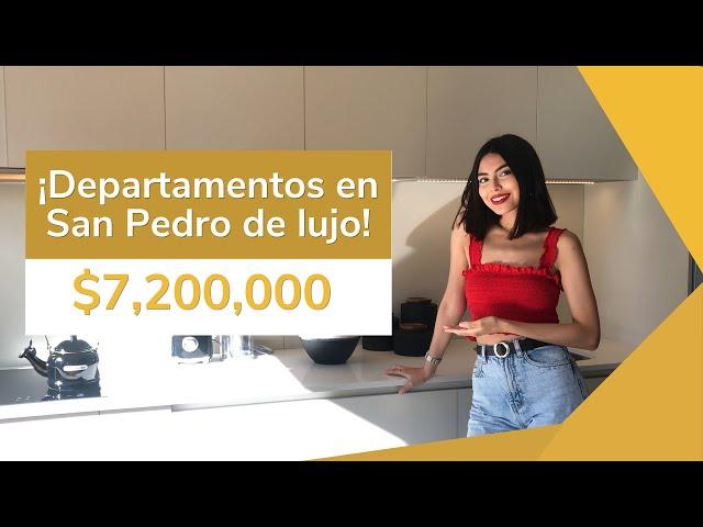 Departamentos En San Pedro Torre Acacia Distrito Armida - Monterrey
