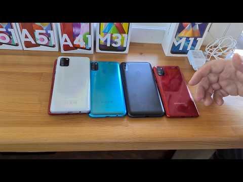 Как выбирать смартфон от Samsung  - А или М серия. На что обратить внимание
