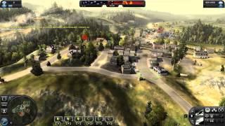 World In Conflict Gameplay en Español