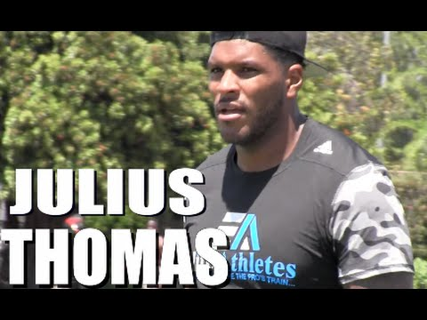 NFL TE Julius Thomas : (Jacksonville) Works