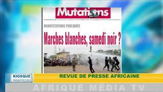 KIOSQUE PANAFRICAIN DU 01  02 2019
