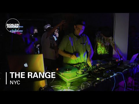 The Range Boiler Room NYC DJ Set