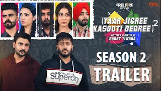 Yaar Jigree Kasooti Degree – Punjabi Web Series