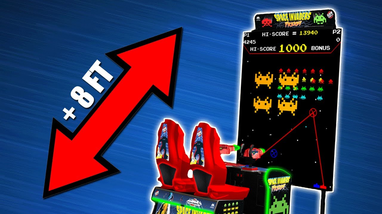Arcade games&& try the games free