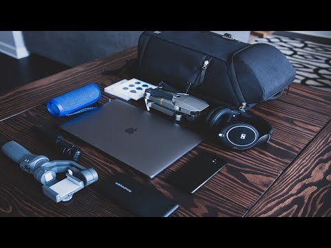 What's In My Tech Bag || Weekend Adventure Edition!