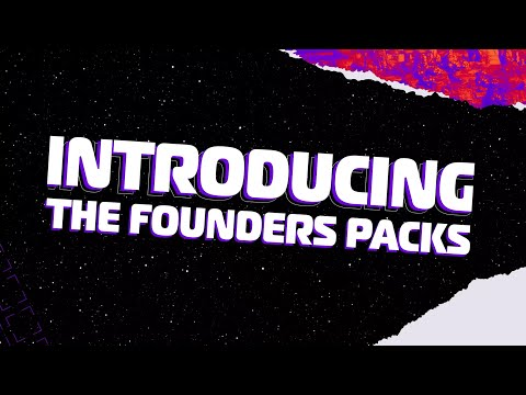 Space Punks - Introducing The Founder's Packs