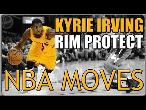 Kyrie Irving Protection Move: Basketball Moves