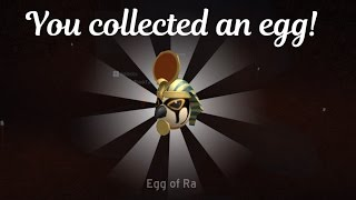 Egg of Ra ROBLOX Egg Hunt 2017 Tutorial