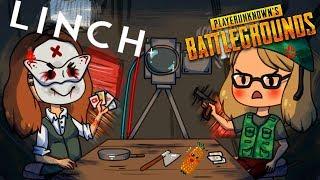 LINCH + PUBG - Кровавый спорт с DariyaWillis (Stream)