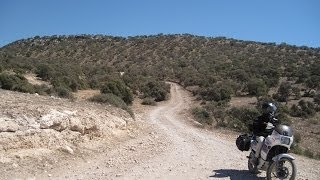 [Slow TV] Motorcycle Ride - Morocco - Essaouira to Agadir