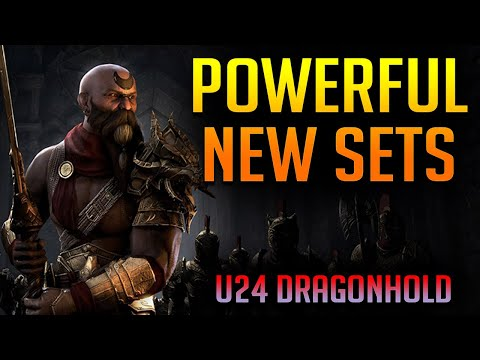 How good are the new sets? 🔔DRAGONOLD U24 SETS🔔