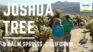 Ep. 80: Joshua Tree National Park & Palm Springs | California RV travel camping