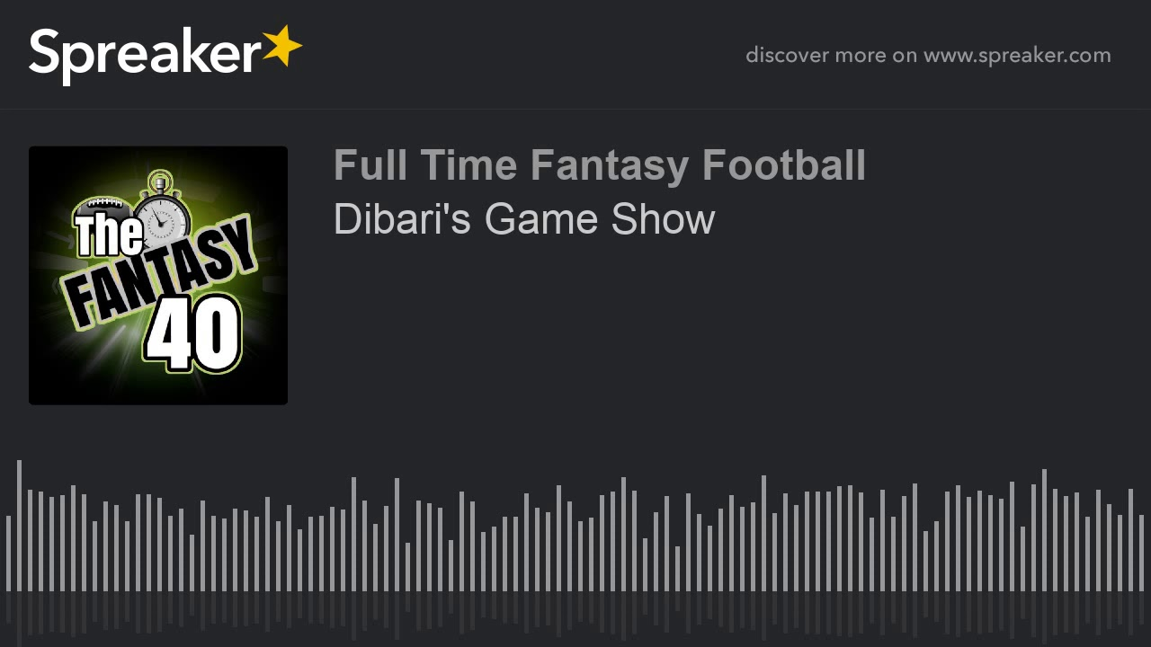 Dibari's Game Show