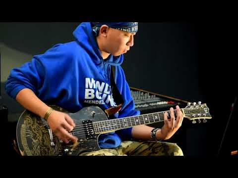 TENGGER CAVALRY - Cian Bi (Instrumental Playthrough) | Napalm Records