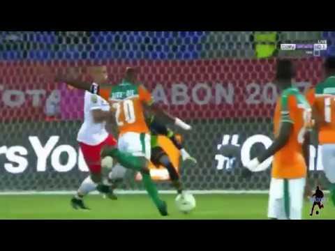 أهداف مباراة الكونغو الديمقراطية 2 - 2 كوت ديفوار من كأس أمم إفريقيا 2017 بالغابون