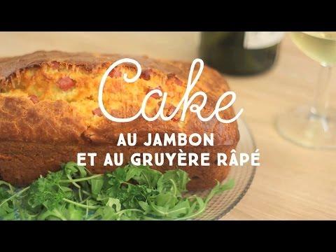 cake-au-jambon-et-au-gruyère-râpé-rapide---cuisineaz