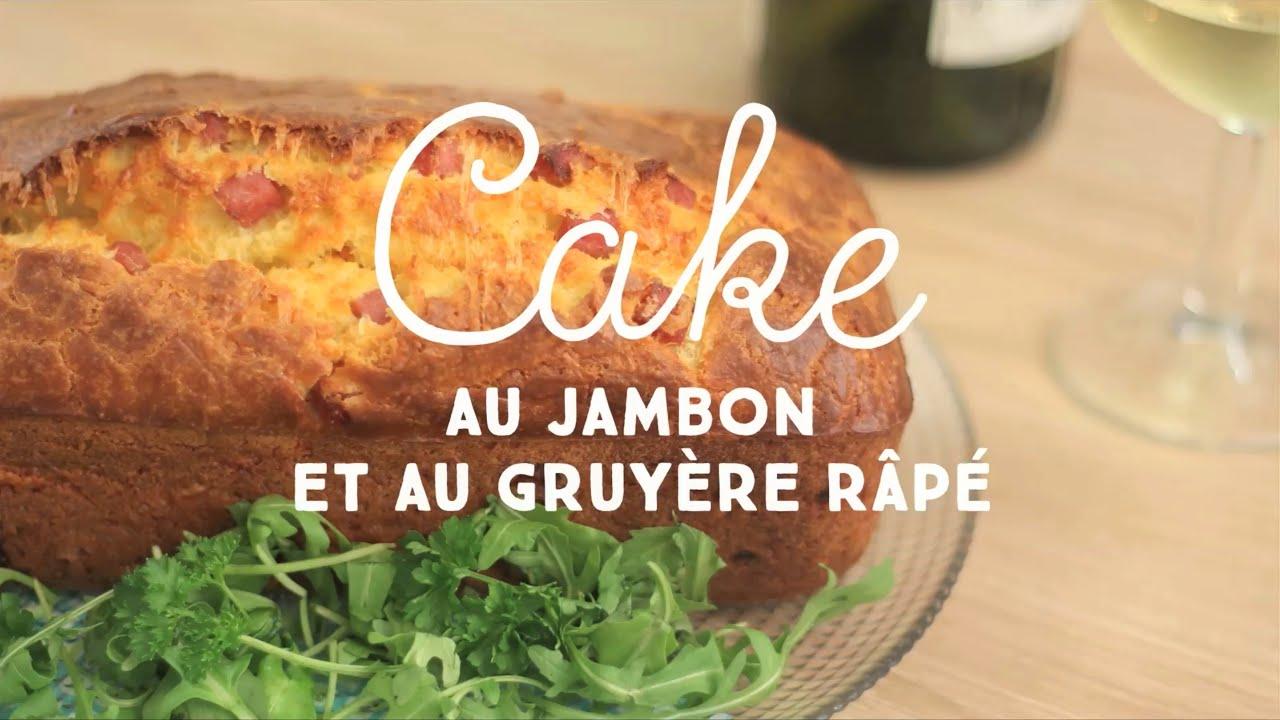 Recette Cake Au Thon Youtube