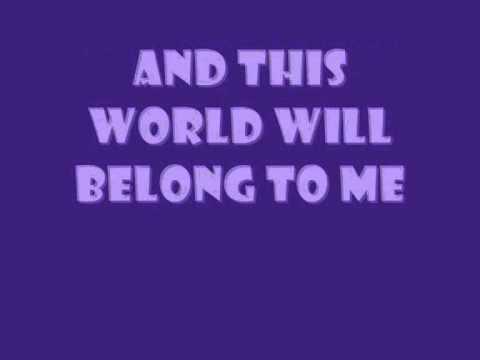 Justin Bieber - Born To Be Somebody (Lyrics)