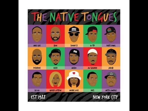 Doing their own Thang - Best of Native Tongues